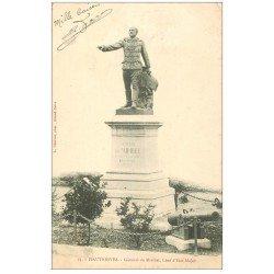 carte postale ancienne 26 HAUTERIVES. Général de Miribel vers 1904