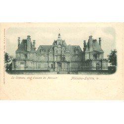 carte postale ancienne 78 MAISONS-LAFFITTE. Le Château de Mansart vers 1900