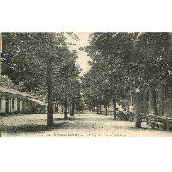 carte postale ancienne 78 MAISONS-LAFFITTE. Cantine et Foyer du Camp