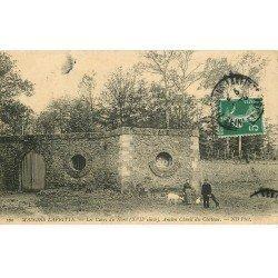 carte postale ancienne 78 MAISONS-LAFFITTE. Caves du Nord ancien Chenil du Château