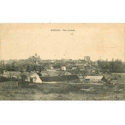 carte postale ancienne 78 HOUDAN. Vue du Village 1911