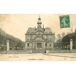 carte postale ancienne 78 LE VESINET. La Mairie