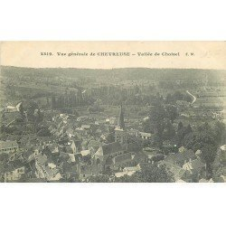 carte postale ancienne 78 CHEVREUSE. Vallée de Choisel