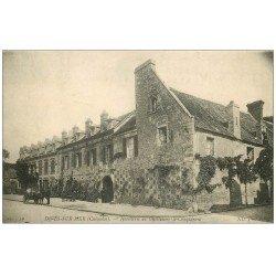 carte postale ancienne 14 DIVES. Hôtellerie Guillaume le Conquérant