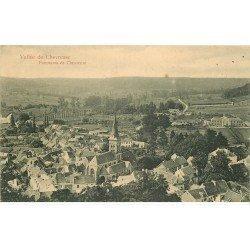 carte postale ancienne 78 VALLEE CHEVREUSE. Panorama