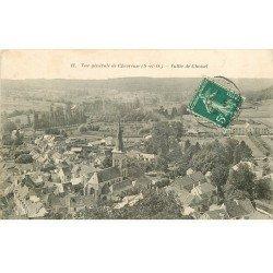 carte postale ancienne 78 VALLEE CHEVREUSE. Vallée de Choisel 1910
