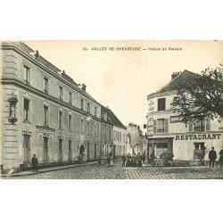 carte postale ancienne K. 78 CHEVREUSE. Maison de Retraite et Hôtel de la Mairie