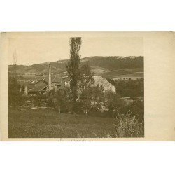 carte postale ancienne 79 LA MADELEINE. Rare Prototype pour futures Cartes Postales. Thouars