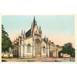 carte postale ancienne 79 THOUARS. La Sainte Chapelle du Château