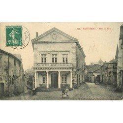 carte postale ancienne 79 PARTHENAY. Hôtel de Ville 1910