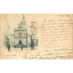 carte postale ancienne 79 NIORT. Le Pilori 1900
