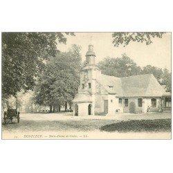 carte postale ancienne 14 HONFLEUR. Eglise Notre-Dame de Grâce 1905