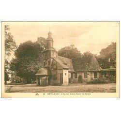 carte postale ancienne 14 HONFLEUR. Eglise Notre-Dame de Grâce 29