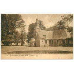 carte postale ancienne 14 HONFLEUR. Eglise Notre-Dame de Grâce LL24