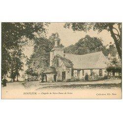 carte postale ancienne 14 HONFLEUR. Eglise Notre-Dame de Grâce ND 11