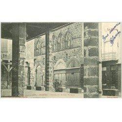 carte postale ancienne 81 CORDES. Hôtel du Grand Veneur 1904