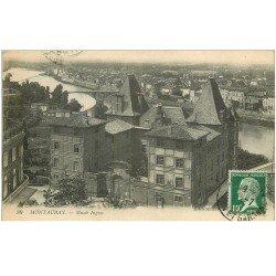 carte postale ancienne 82 MONTAUBAN. Musée Ingres vers 1920