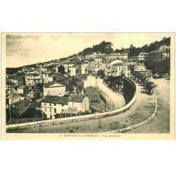carte postale ancienne 83 BORMES-LES-MIMOSAS 1932