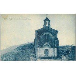 carte postale ancienne 83 CUERS. Chapelle Notre-Dame de Santé