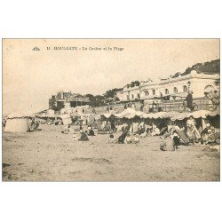 carte postale ancienne 14 HOULGATE. Casino Plage 11