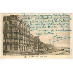 carte postale ancienne 14 HOULGATE. Hôtel Imbert 1937