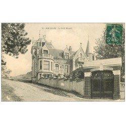carte postale ancienne 14 HOULGATE. Le Petit Manoir 1912