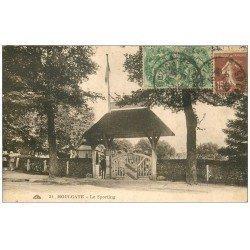 carte postale ancienne 14 HOULGATE. Le Sporting 1929