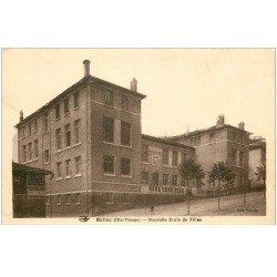 carte postale ancienne 87 BELLAC. Nouvelle Ecole de Fille