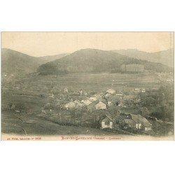 carte postale ancienne 88 BAN DE LAVELINE. Quebrux