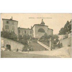 carte postale ancienne 88 EPINAL. Hôpital Saint Maurice