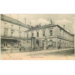 carte postale ancienne 88 EPINAL. La Préfecture 1903