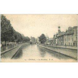 carte postale ancienne 88 EPINAL. Le Boudiou 1926
