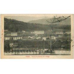 carte postale ancienne 88 EPINAL. Les Casernes de la Vierge