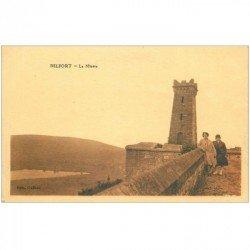 carte postale ancienne 90 BELFORT. La Miotte