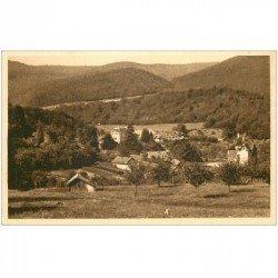 carte postale ancienne 90 VALLON DE SAINT NICOLAS 1954