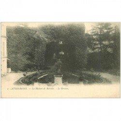 carte postale ancienne 91 ATHIS MONS. Le Berceau Maison de Retraite vers 1900