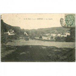 carte postale ancienne 91 BIEVRES. La Vallée 1907