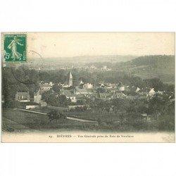 carte postale ancienne 91 BIEVRES. Vue du Bois de Verrières 1912