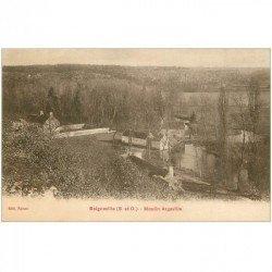 carte postale ancienne 91 BOIGNEVILLE. Moulin Argeville