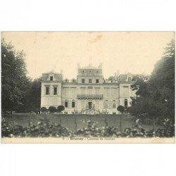 carte postale ancienne 91 BRUNOY. Château de Soulins