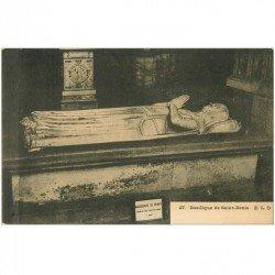 carte postale ancienne 93 SAINT DENIS. La Basilique Abbaye Tombeau Marguerite de France