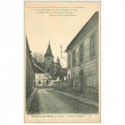 91 SAVIGNY-SUR-ORGE. La Mairie de 1903 maison acquise par Louis Mézard Maire à l'époque. Edition Orge A. Thevenet