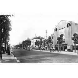 93 LE BOURGET. Le Cinéma Aviatique Avenue de la Division Leclercc