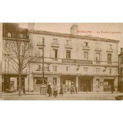 03 MOULINS. La Banque Crédit Lyonnais
