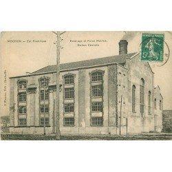 08 MOCHON. Station Centrale Est Electrique. Eclairage et Force Motrice 1910