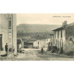 88 AUTREVILLE. Rue Principale