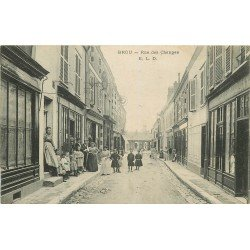 28 BROU. Rue des Changes. Edition ELD vers 1908
