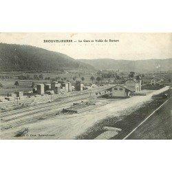 88 BROUVELIEURES. La Gare et Vallée du Buttant 1908