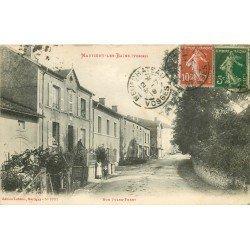 88 MARTIGNY LES BAINS. Rue Jules Ferry 1918