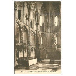 carte postale ancienne 14 OUISTREHAM. Eglise Sanctuaire